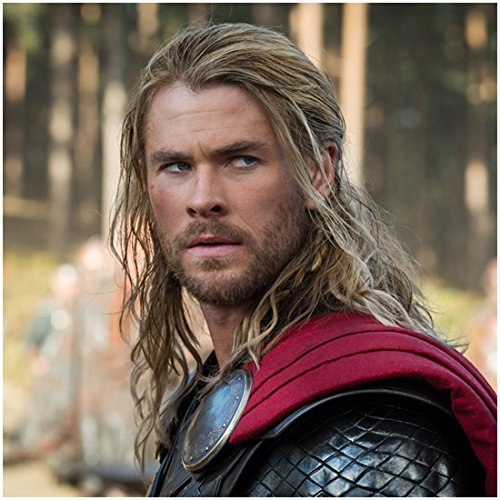 Chris Hemsworth 8x10 Photo Thor/Avengers Thor Headshot Slightly Questioning kn
