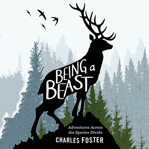 Being a Beast audiobook cover art
