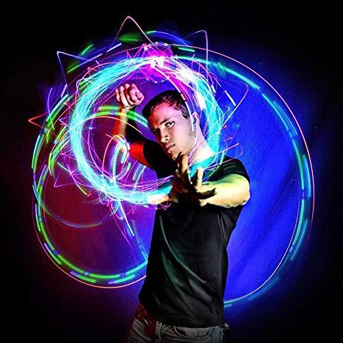 EmazingLights-4-LED-Spinning-Orbit-Orbite-X3-Lightshow-Orbital-Rave-Light-Toy-Clear-Casing
