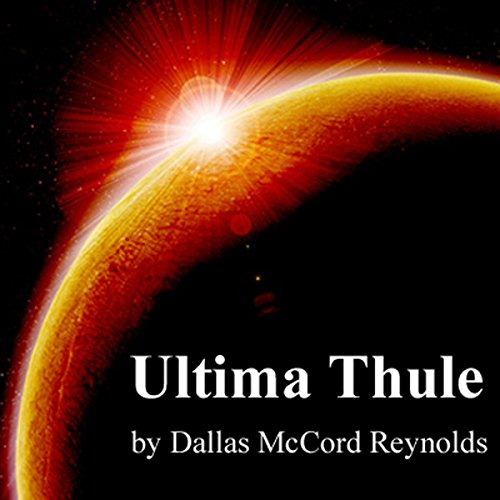 Ultima Thule audiobook cover art