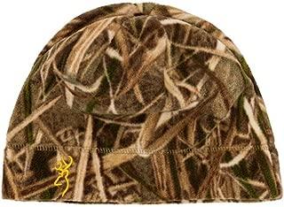 Browning 308519251 Juneau Fleece Beanie, Mossy Oak Shadow Grass Blades