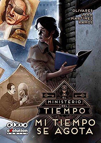 EL MINISTERIO DEL TIEMPO: MI TIEMPO SE AGOTA