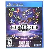Sega Genesis Classics (輸入版:北米) - PS4