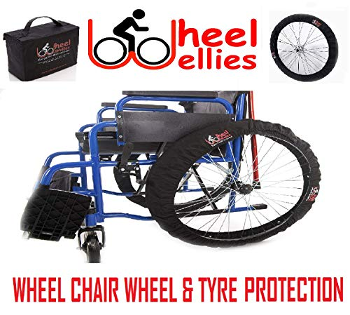 Wheel Wellies - Wheel Chair Wheel And Tyre Protection