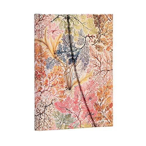 Paperblanks Cuadernos de Tapa Dura Anémonas   Rayado   Midi (130 × 180 mm)