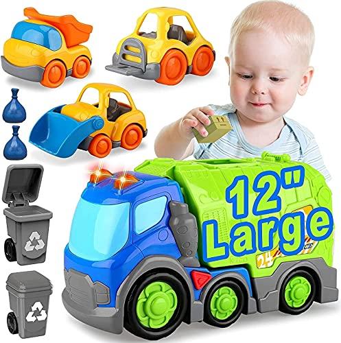 Autos Spielzeug für 1 2 3 4 Jahre alte...