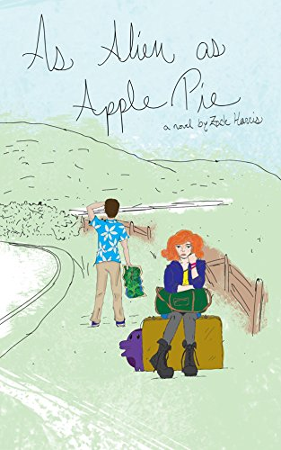 As Alien as Apple Pie (English Edition)