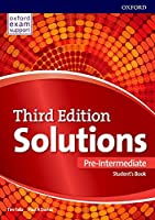 Solutions: Pre-Intermediate: Student's Book: Leading the way to success