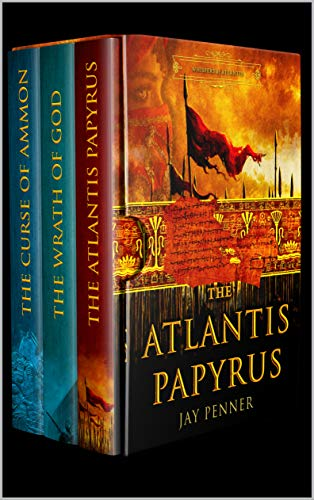 Whispers of Atlantis - Series Box Set: 1 to 3: Books I to III (English Edition)