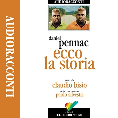 Ecco la storia audiobook cover art