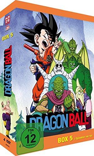 Dragonball - TV-Serie - Vol.5 - [DVD]