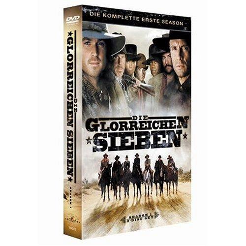 Die komplette erste Season (2 DVDs)
