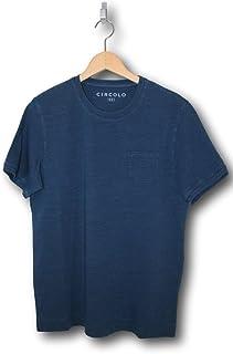 [チルコロ 1901]CIRCOLO1901 クルーネックポケットTシャツ