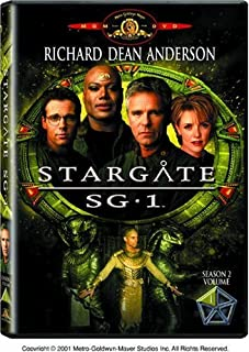 Stargate Sg-1: Season 2 - Vol 1 [DVD] [Import]