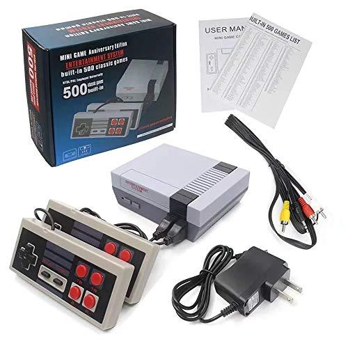 Classic Retro Game Console, AV O...