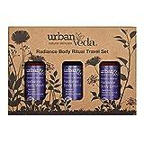 Urban Veda Radiance Body Ritual Travel Set