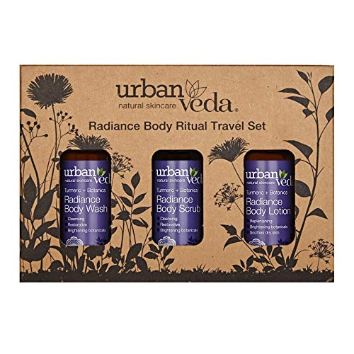 Urban Veda Radiance Body Ritual Reisset