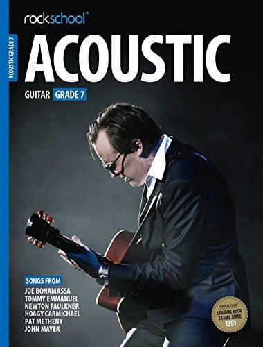 ROCKSCHOOL ACOUSTIC GUITAR - GRADE 7