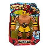 Power Players - Figura electrónica Deluxe de 22 cm, Masko, Funciones sonoras con Voces de la Serie, Juguete para niños a Partir de 4 años, PWW024