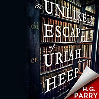 The Unlikely Escape of Uriah Heep cover art