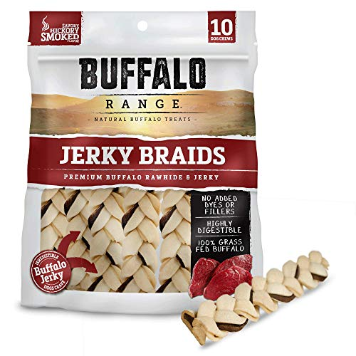 Buffalo Range Rawhide Dog Treats