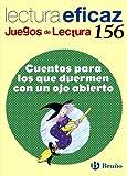 Cuentos para los que duermen con un ojo abierto Juego de Lectura (Castellano - Material Complementario - Juegos De Lectura) - 9788421668887 (Juegos Lectura Eficaz)