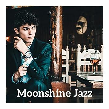 Moonshine Jazz (Lounge of Gentlemen's Evening, Elegant Booze, New York Brunch)