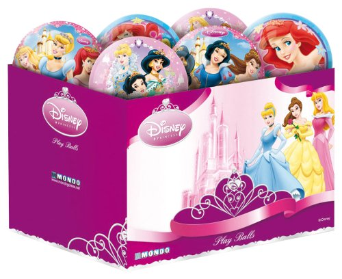 Mondo Spa A1100720 Spielball Disney Prinzessinnen
