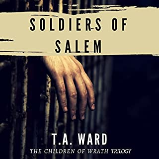 Soldiers of Salem audiobook cover art