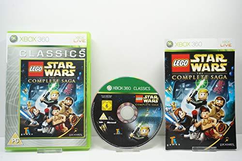 Warner Bros Lego Star Wars: the Complete Saga, Xbox 360 - Juego (Xbox 360, Xbox 360, Soporte físico, Acción / Aventura, Traveller's Tales)