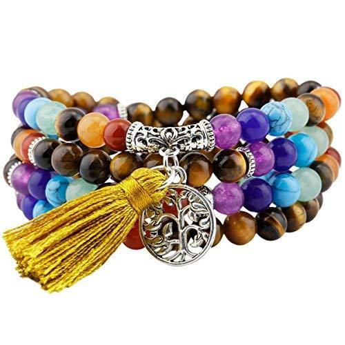 Le bracelet tibétain