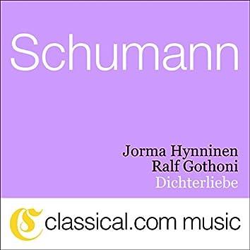 Robert Schumann, 12 Gedichte, Op. 35