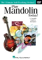 Play Mandolin Today!: A Complete Guide to Basics [DVD]