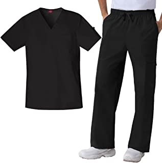 976d8214a69 Amazon.com: Dickies - Scrub Sets / Medical: Clothing, Shoes & Jewelry