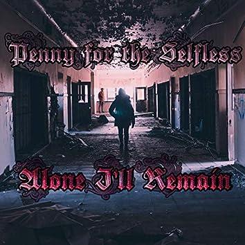 Alone I'll Remain