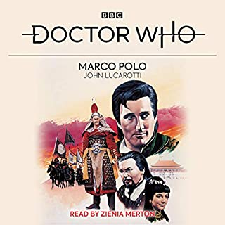 Doctor Who: Marco Polo audiobook cover art