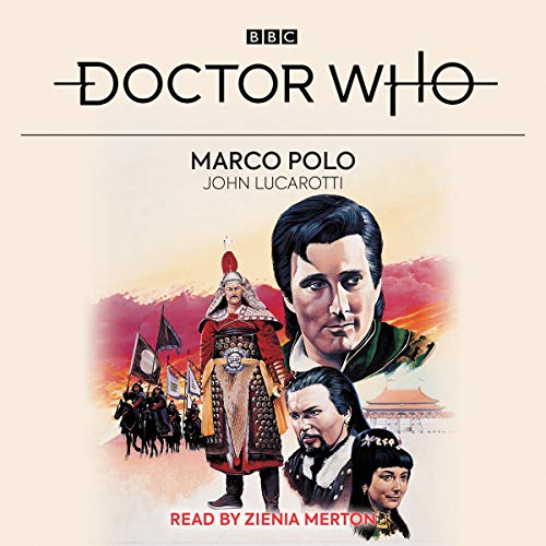 Doctor Who: Marco Polo cover art