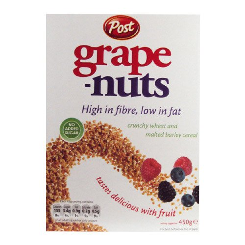 Grapenuts Cereal 450g