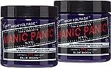 Manic Panic High Voltage Classic Cream Formula Colour Hair Dye (Blue Moon)