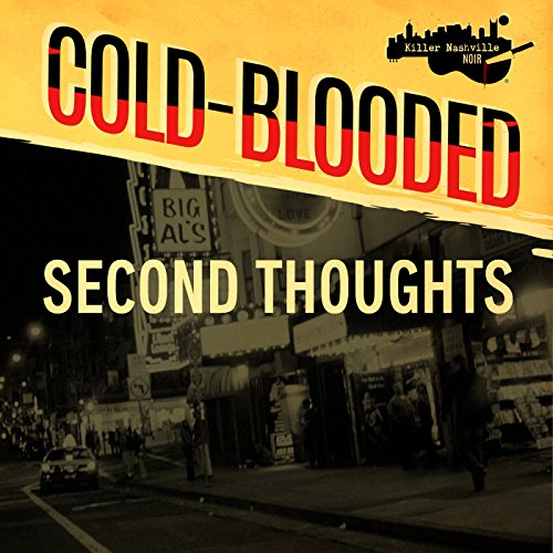 Second Thoughts audiobook cover art