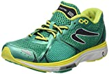 Newton Running Fate II Women's Running Shoe Scarpe Donna, Verde (Green/Yellow) 38 EU
