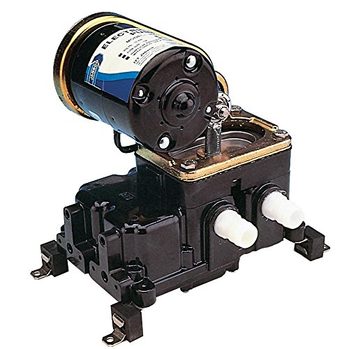 Best Buy! Jabsco 36600 Belt Driven Diaphragm Bilge Pump - 12V