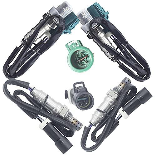 Sangyue Oxygen Sensor 1 Sensor 2 O2 02 for Ford F-150 2004-2008 4.2L 4.6L 5.4L...