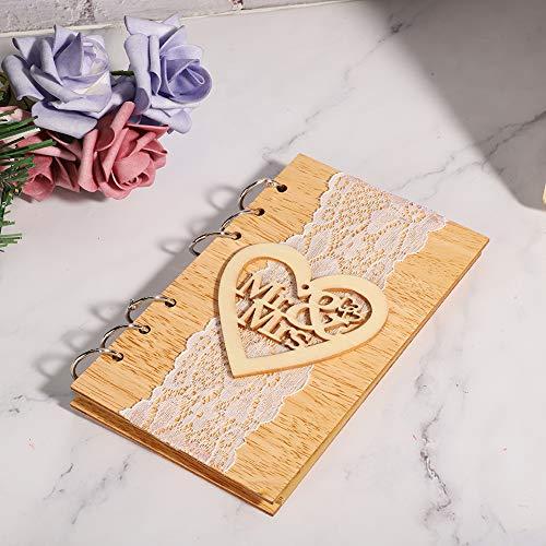 Voluxe Hochzeits-Gästebuch, einfach zu durchsuchen Exklusiver(Style Two (Supplier Specification:...