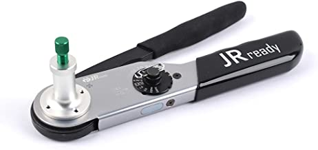 JRready JRD-HDT-48 Deutsch Crimper/HDT-48-00 Solid Contacts Crimping Tool Wire Range 12-22AWG for Deutsch 12#, 16#, 20# Terminals Work with Deutsch DT DTM DTP Series Connectors