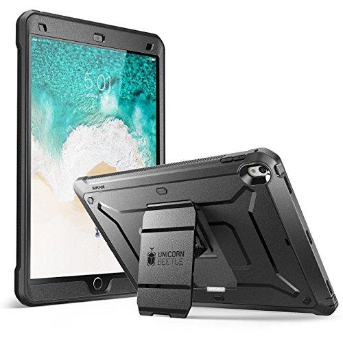 SUPCASE Outdoor Hülle für iPad Pro 10.5'' 2017 iPad Air 3 (2019) Hülle 360 Grad Schutzhülle Full Cover [Unicorn Beetle PRO] mit Bildschirmschutz, Schwarz