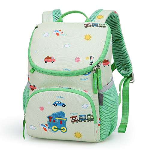 Product Image of the MOUNTAINTOP Toddler Backpack for Kids Boys Girls, Daycare Kindergarten Preschool...