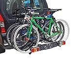 VDP GRV646 Porte-vélo électrique pour vélo 3 roues AHK
