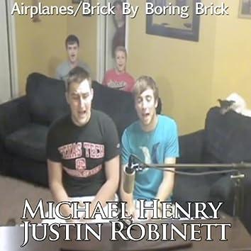 Airplanes / Brick By Boring Brick - Single