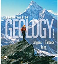 Essentials of Geology, 10th Edition (with CD-ROM)